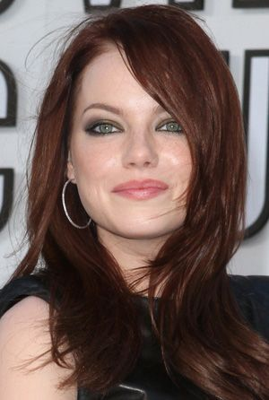 Mahogany hair color pinterest pictures