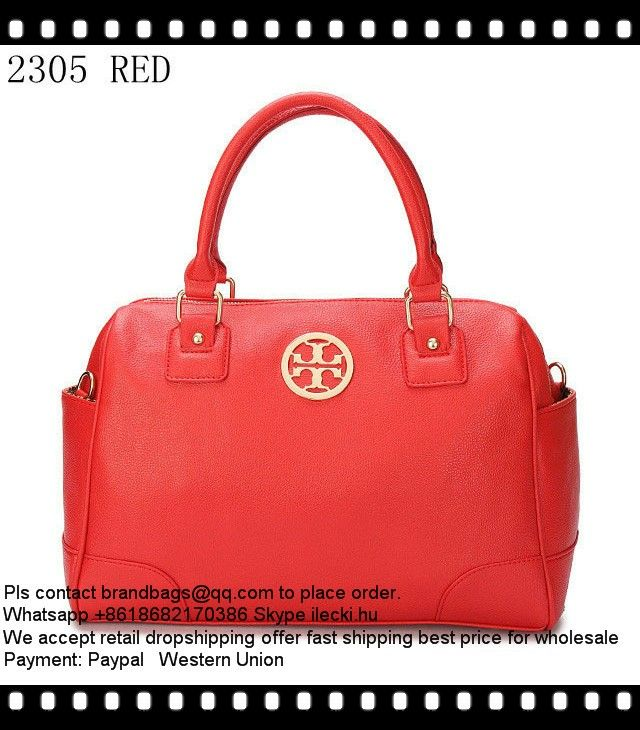 Payment on Paypal or Western Union. Thanks. Tory Burch TB handbag