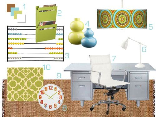 Home Office Color Scheme Ideas For The New House Pinterest