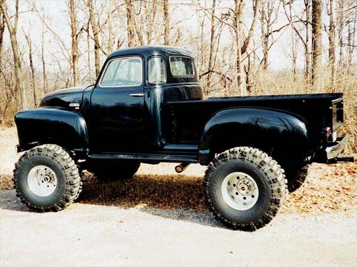 1950 Chevy Pickup | Trucks | Pinterest