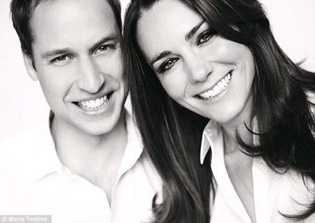 Prince William & Kate. Gorgeous!