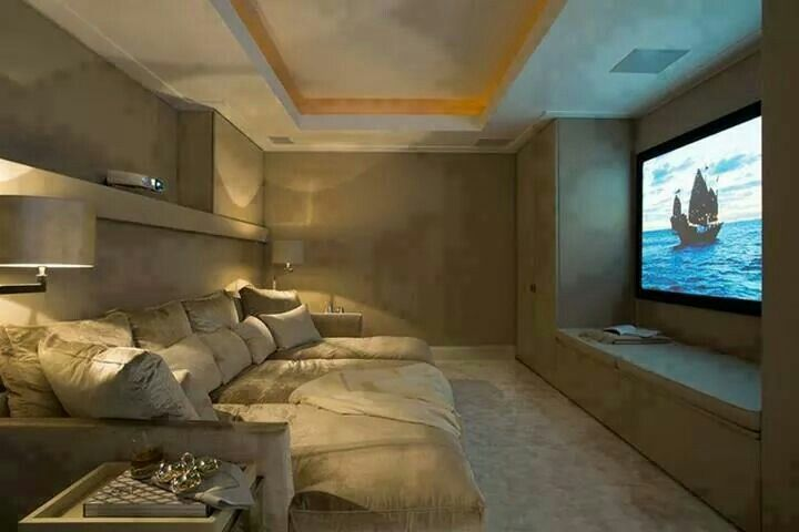 The Living Room Theater Style Amusing Inspiration