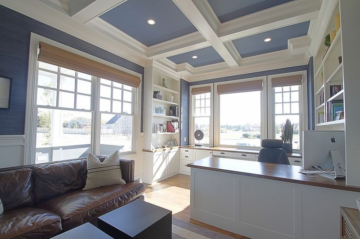 Painted Coffered Ceiling Google Search A Dream Come