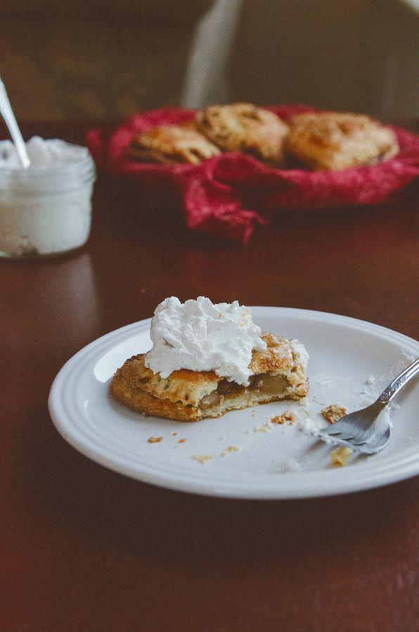 Gluten-Free Buttermilk Apple Hand Pies