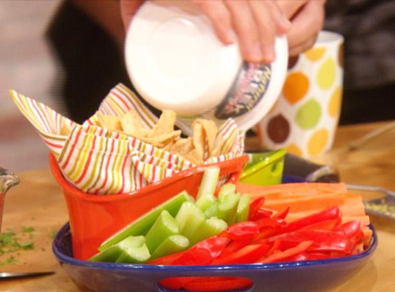 Yogurt Mint Dipping Sauce | Rachael Ray's Recipes | Pinterest