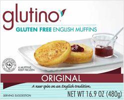 Glutino Gluten Free English Muffins | Food- Gluten FREE | Pinterest