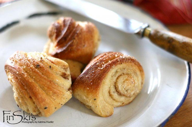 Cardamom Bread RECIPE   Korvapuusti – Pulla aka Finnish Cardamom ...