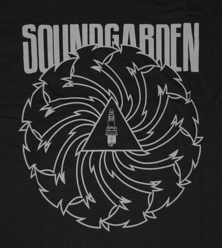 Soundgarden | Bands I've Seen on MMRBQ | Pinterest