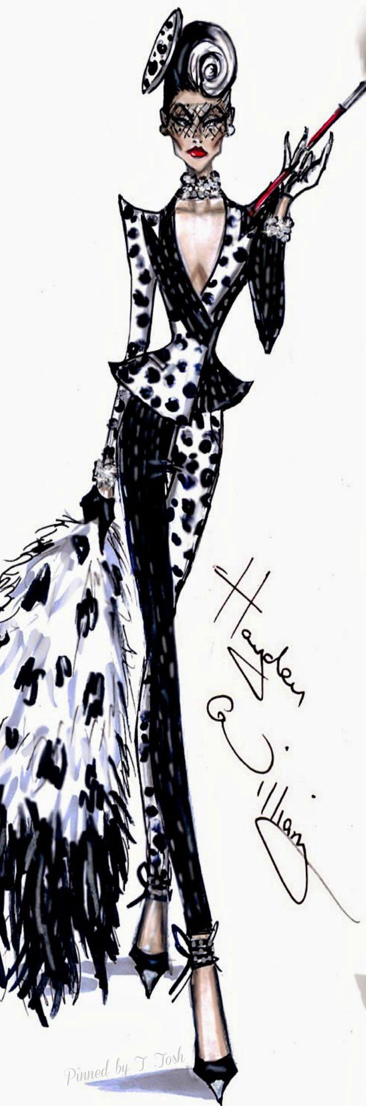 Cruella de vil fashion 14