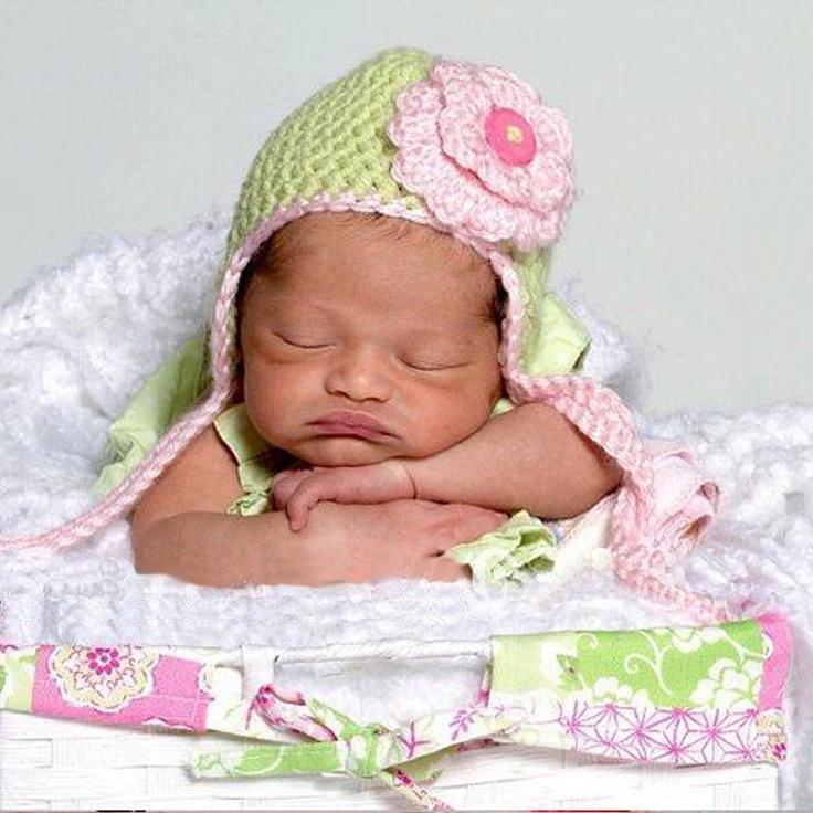 Gorro Crochet Para Bebé