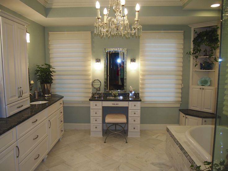 Beautiful master bathroom BathTIME Pinterest