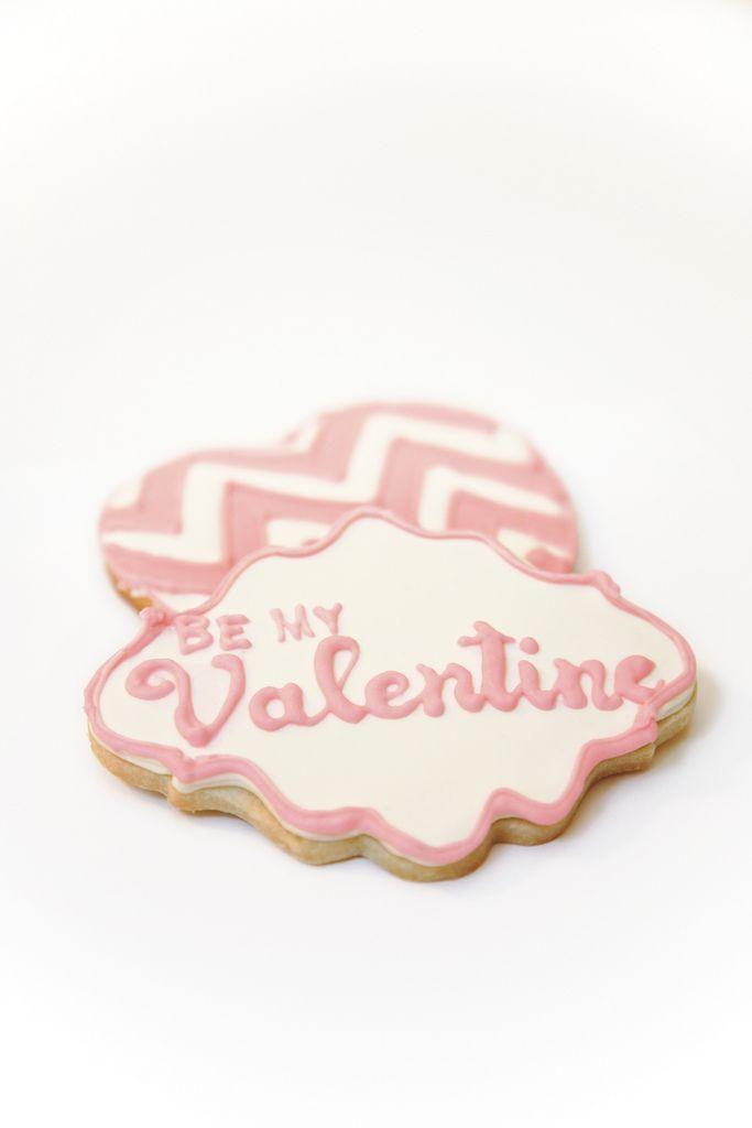 Valentine sugar cookies | Food | Pinterest