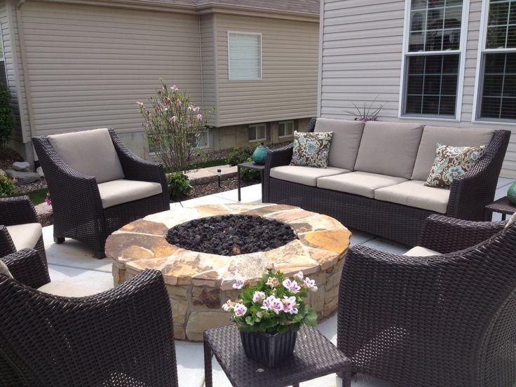 Concrete Pool Furniture