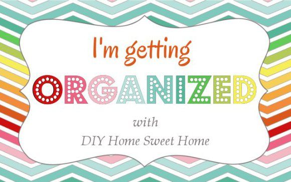 ... free home organization printables and suggestions for a family home