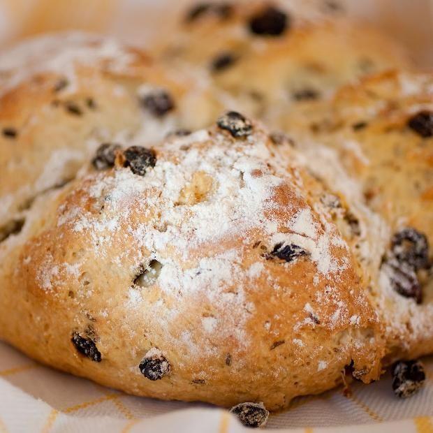 Una's Irish Soda Bread | Food I Need to Make | Pinterest