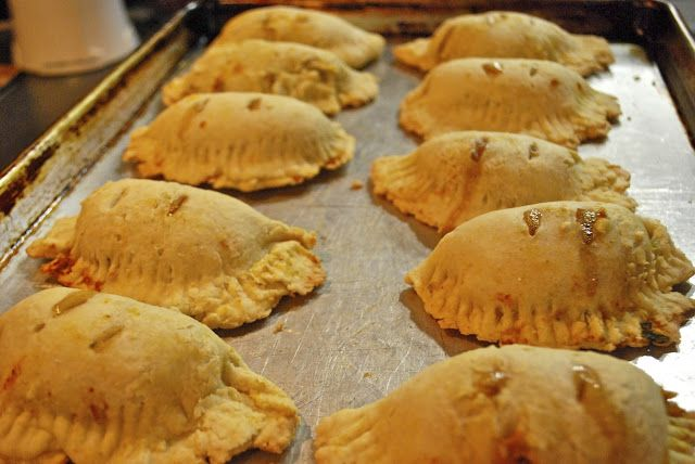 Sweet Potato and Black Bean Empanadas | Food for thought | Pinterest