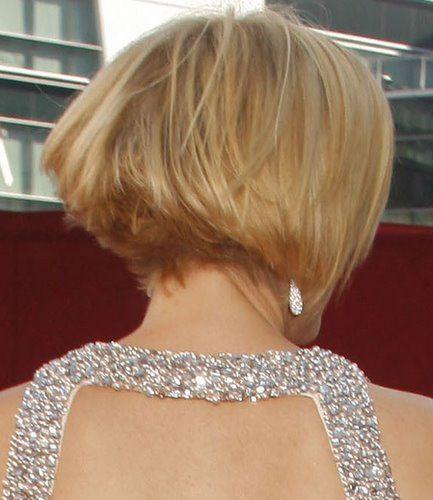 Back View Of Wedge Haircut | Autos Weblog