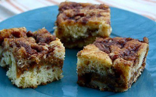 Sour Cream Pumpkin Coffee Cake | DESSERTS/SWEETS | Pinterest