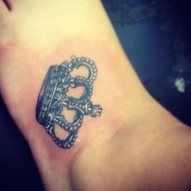 crown tattoo   Tattoo   Pinterest