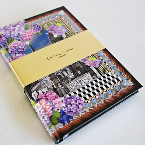 Christian Lacroix Notebook | Inspiration | Book & Editorial