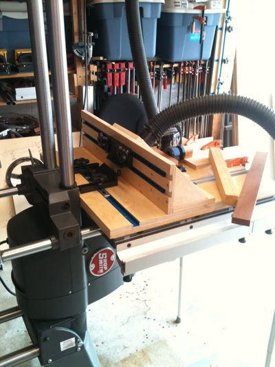 shopsmith router table shopsmith