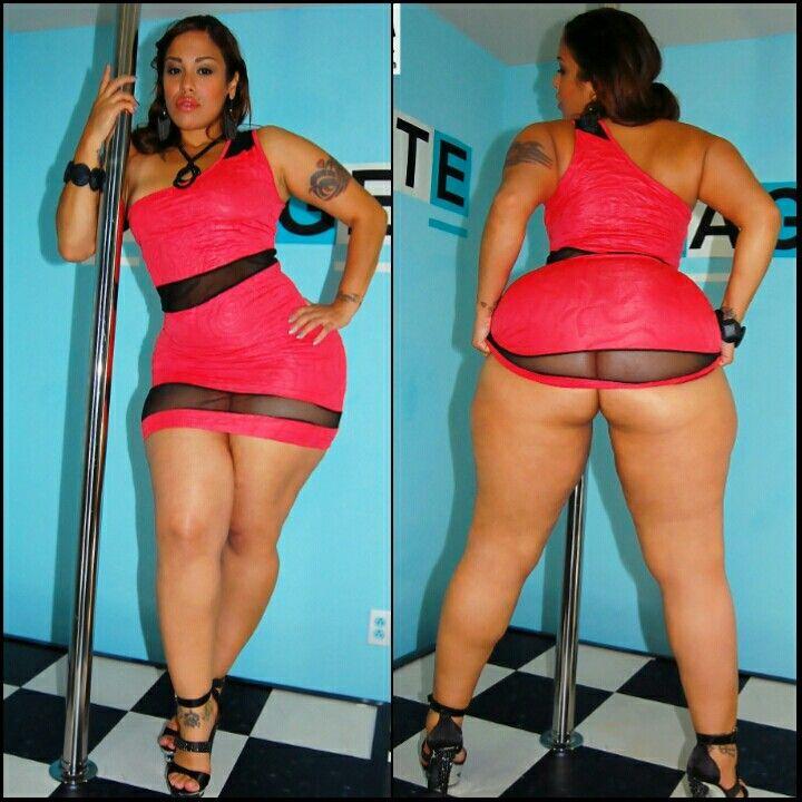 scarlett latina ass