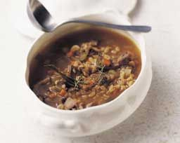 Mushroom Barley Soup | Soups and Stews | Pinterest