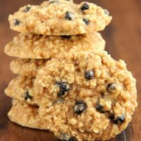 Blueberry Oatmeal Cookies | Food and Drink | Pinterest