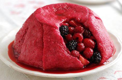 Valentine Warner's Summer pudding - Tesco Real Food