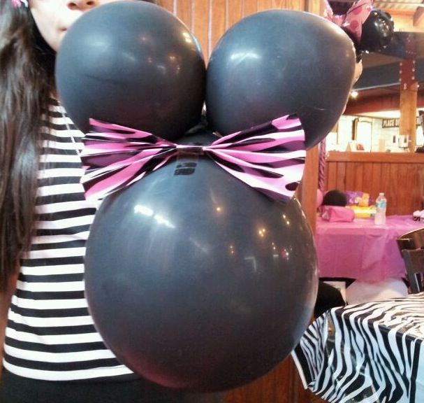 Minnie Mouse Baby Shower Decorations | Baby shower | Pinterest
