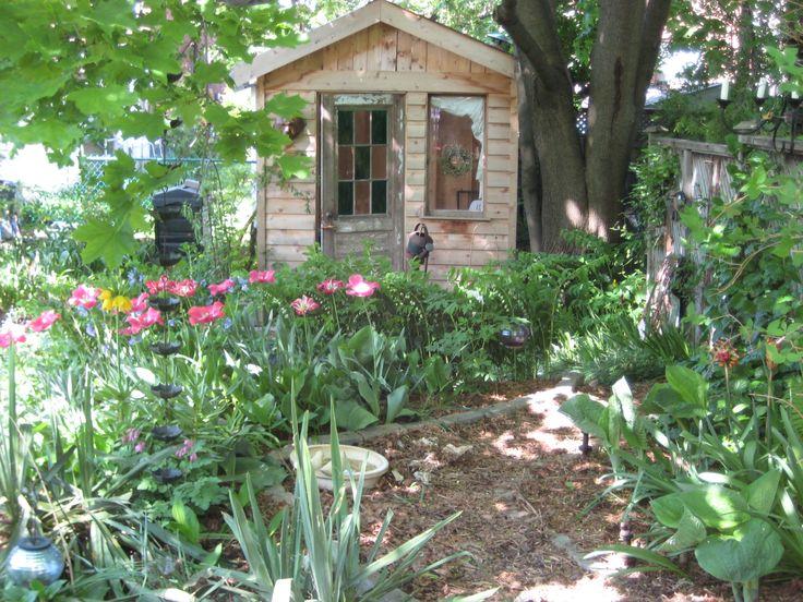 Wild Backyard Garden : want to nap here  outdoor wants  Pinterest