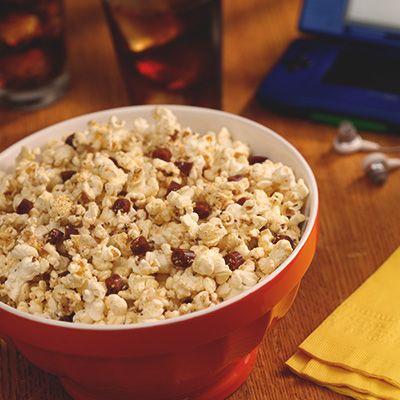 Pizza Popcorn | Popcornucopia | Pinterest