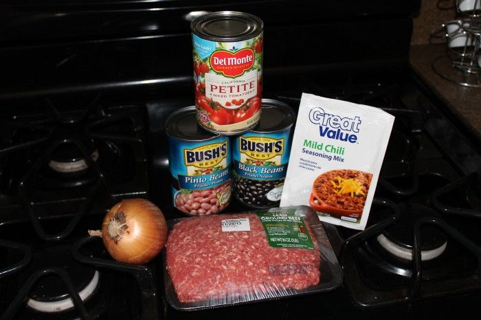 Quick and Easy Chili Recipe | Recipes | Pinterest