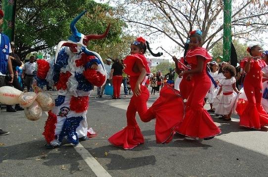 Desfile de Carnaval Infantil Santo Domingo: www.severorivera.com