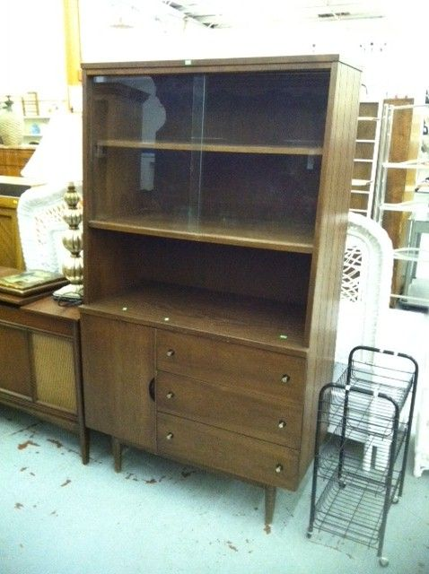 mid century modern hutch for dining room furniture