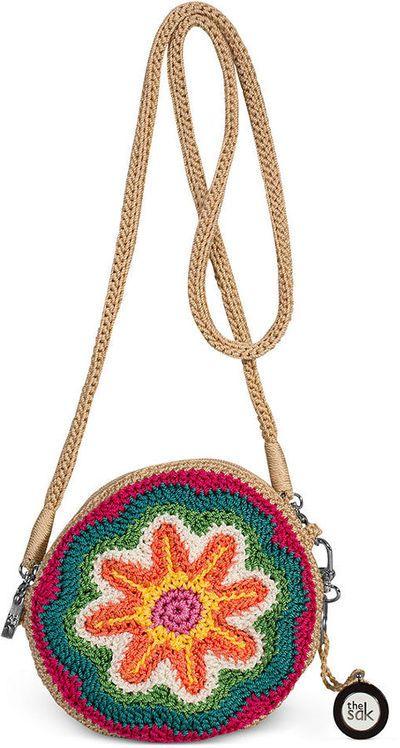 The Sak crochet purse Crochet Pinterest