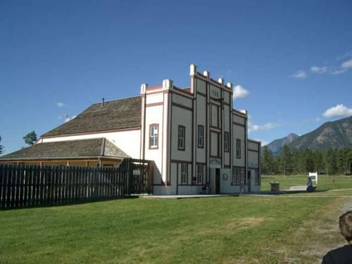 Fort Steele Canada