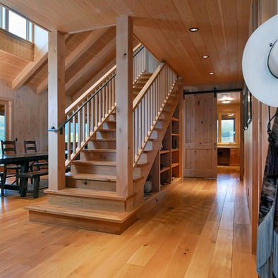 Open staircase design diy pinterest for Open staircase designs