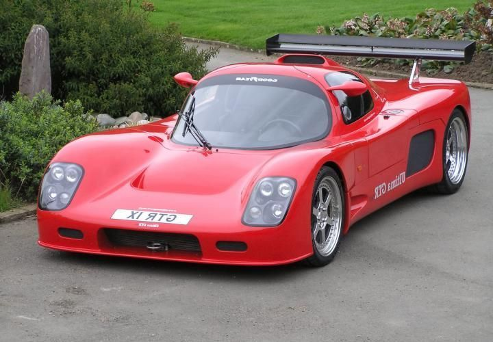 Ultima gtr exotic cars pinterest