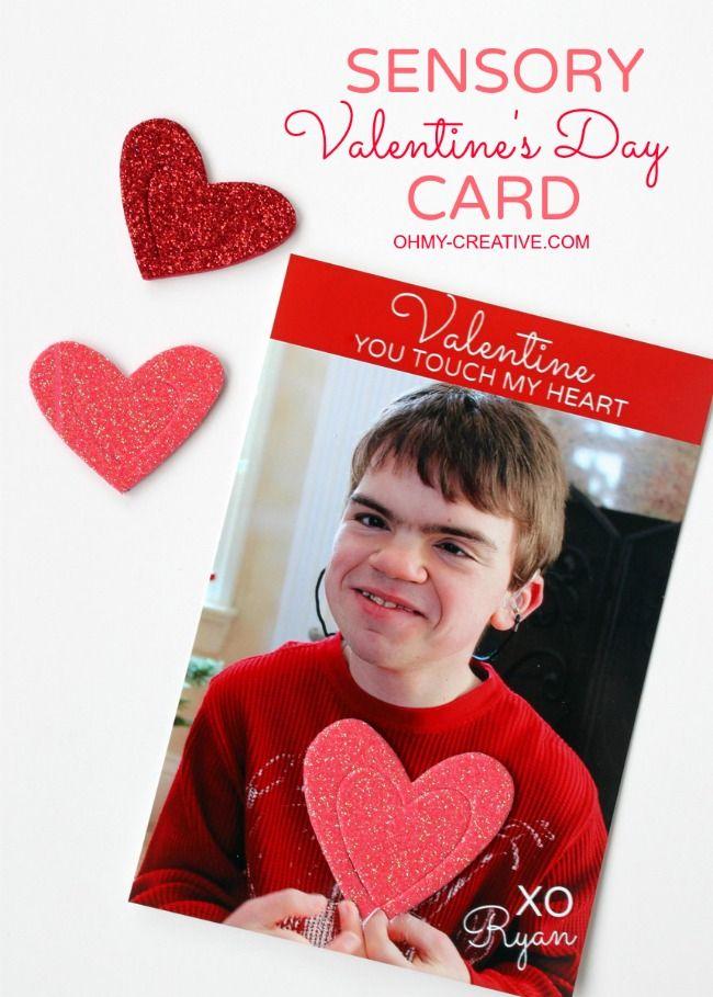 valentine's day sensory box