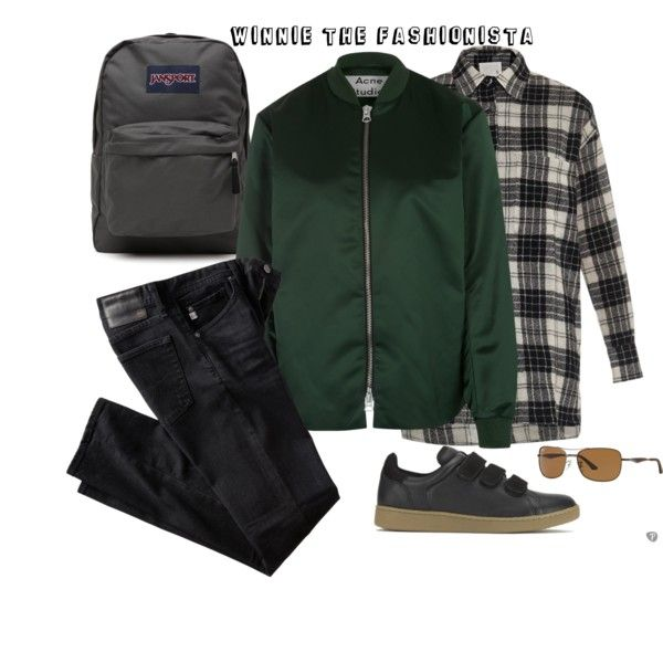 """CASE OF THE TOMBOY"" by winniethefashionista on Polyvore"