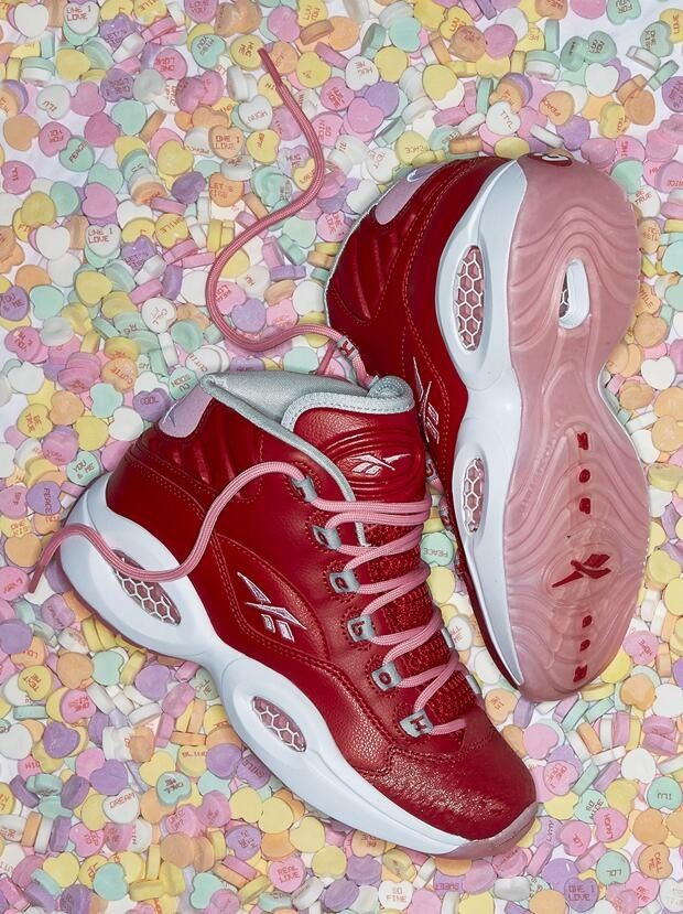 reebok valentine's day shoes
