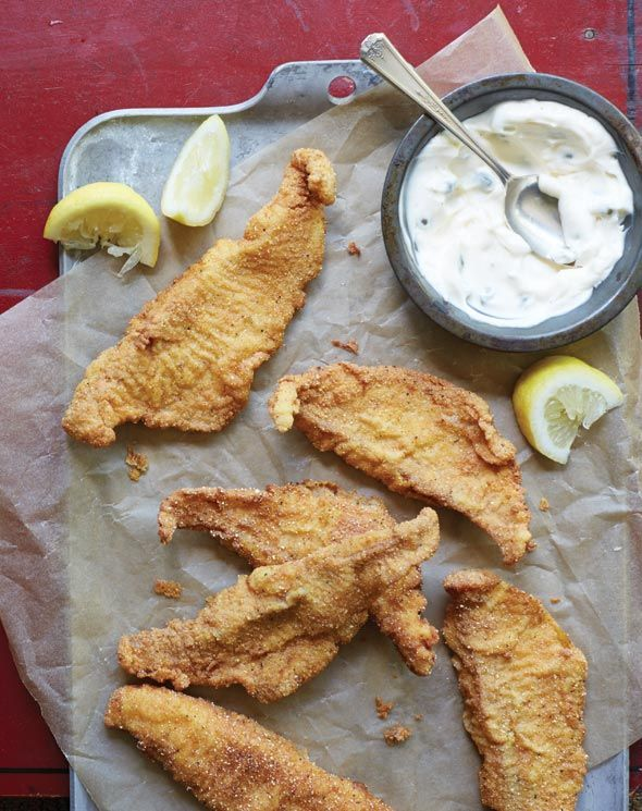 Fried Catfish | Recipe