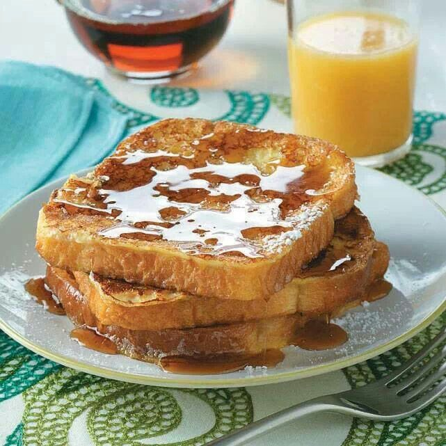 Eggnog French Toast | Things I love | Pinterest