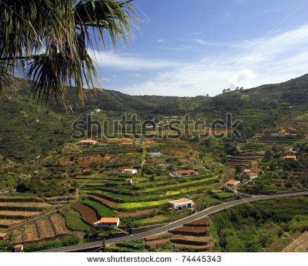 La Gomera Island Spain