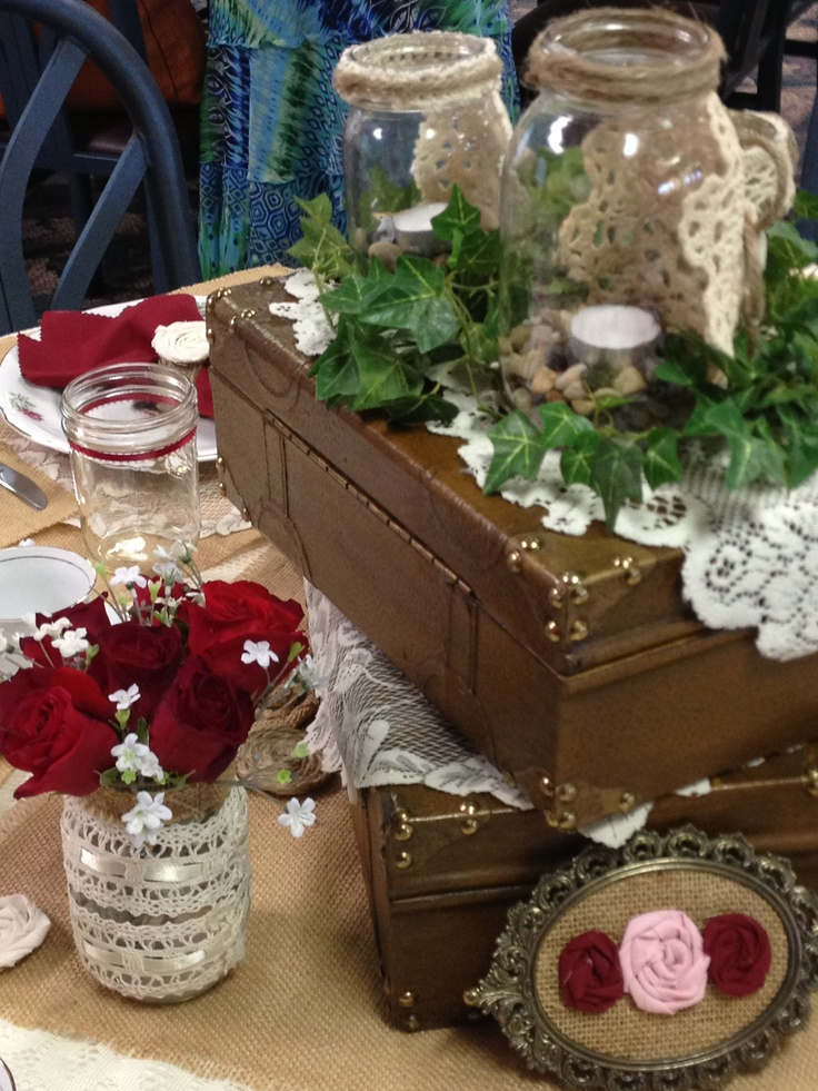 burlap table decorations wedding ideas for me pinterest