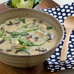 Coconut-Lime Tofu Soup | Soups | Pinterest