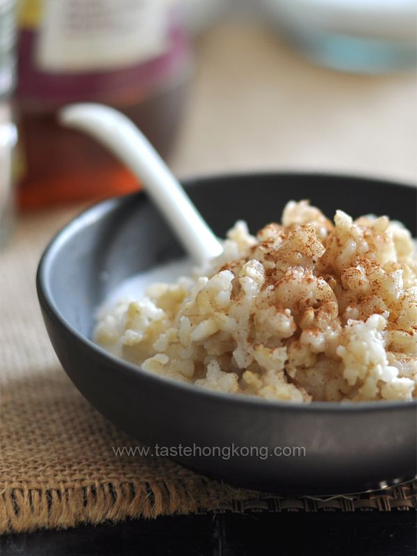 Brown Rice Pudding | ~SWEET~ | Pinterest