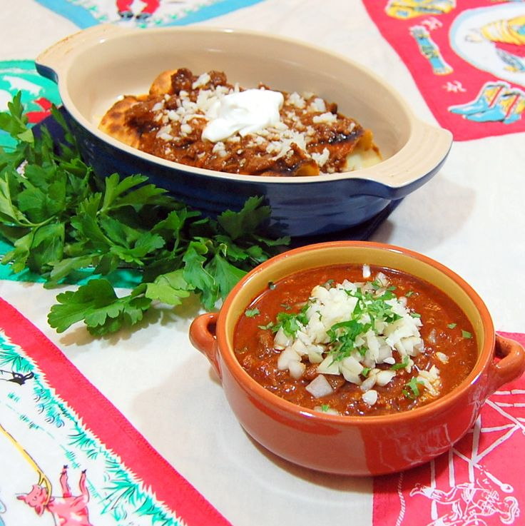 Real Texas Chili Means No Beans!