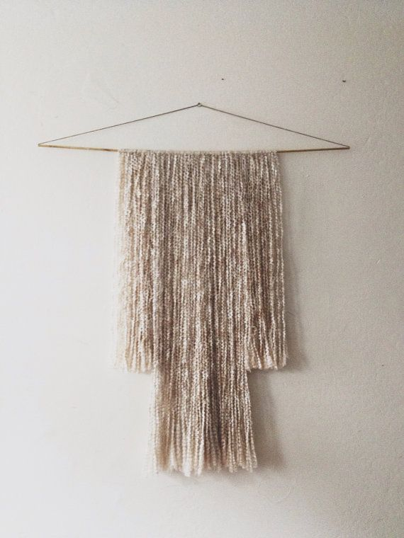 Southwest wool fiber wall art wall hanging for Wall hanging images